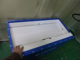 カウンター型テーブル什器